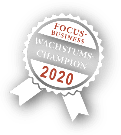 Focus-Business Wachstumschampion 2020